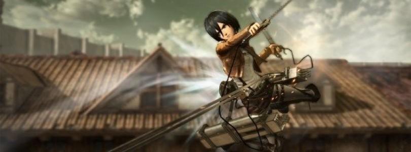 Attack on Titan ist zurück!