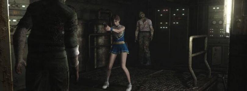 Resident Evil 0 HD Remaster im Januar erhältlich