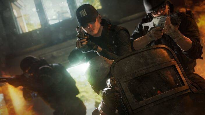 Rainbow Six Siege screen 1