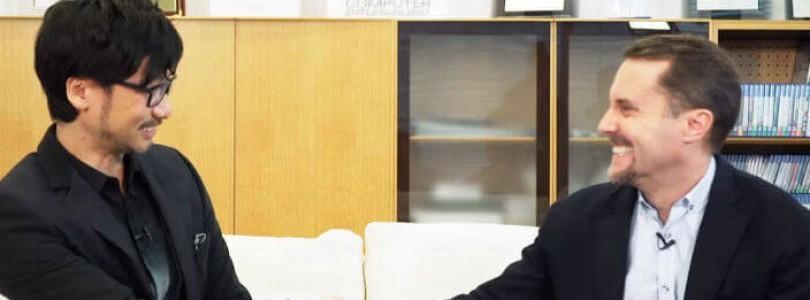 SONY ist der neue Partner von Hideo Kojima