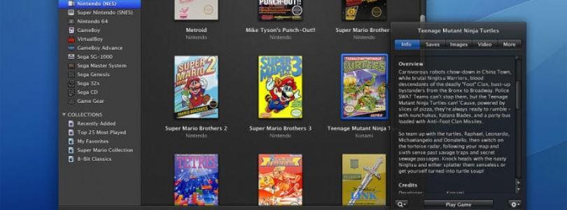 Openemu unterstützt Playstation 1 und Nintendo 64