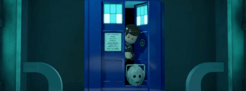 Doctor Who trifft Ghostbusters in LEGO Dimensions