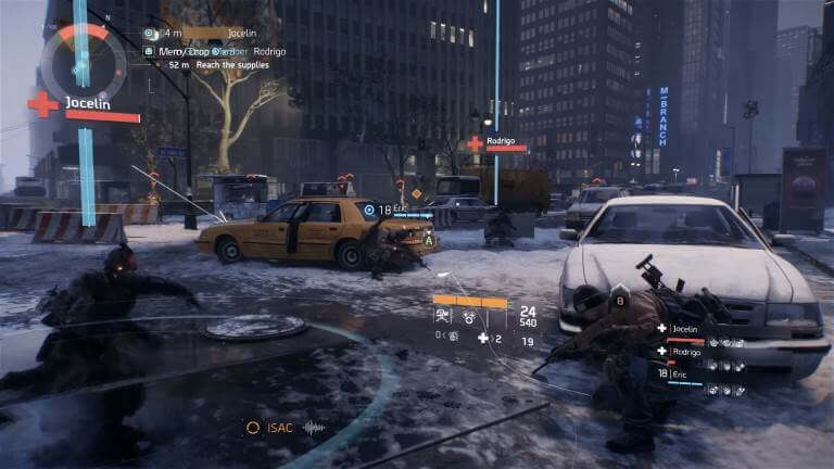 The Division Screen 4