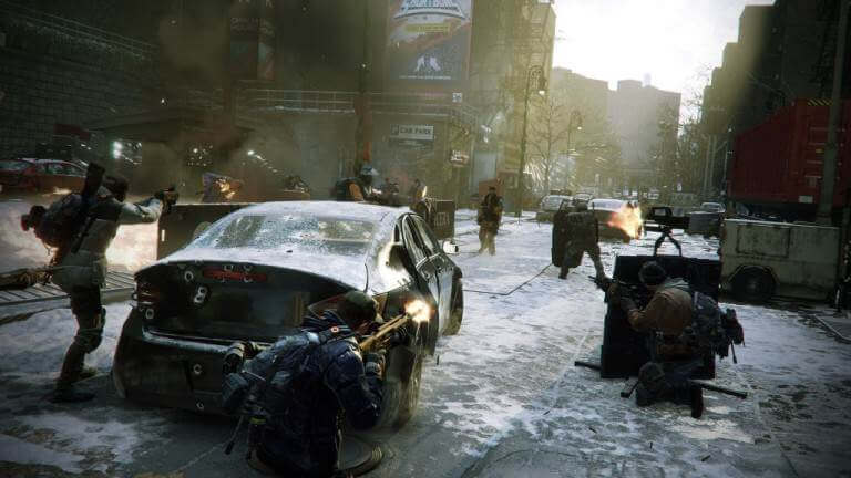 the division screen 1