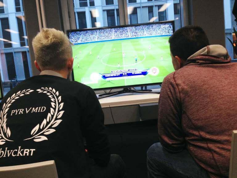 EA SPORTS FIFA Pressepokal 2016