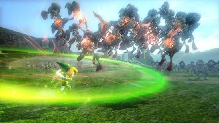 hyrule warriors 4