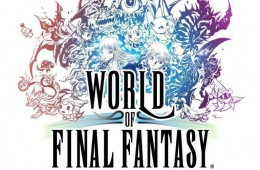 World of Final Fantasy erscheint im Oktober