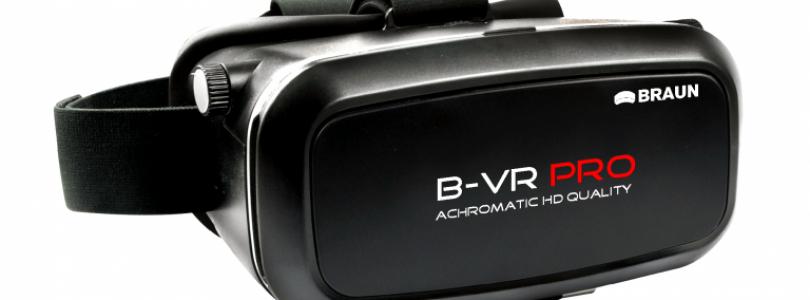 Braun präsentiert VR Brille für unter 30 Euro