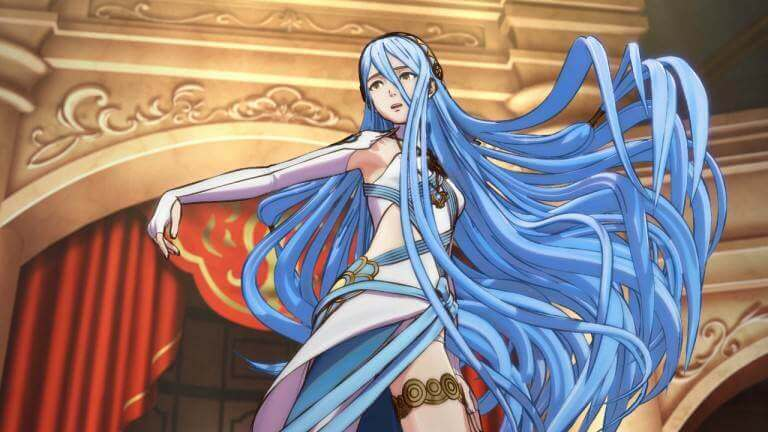 fire emblem fates screen 2