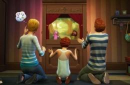 Die Sims 4: Kinderzimmer-Accessoires