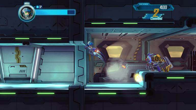 mighty no 9 screen 1