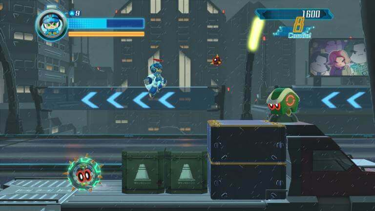 mighty no 9 screen 2