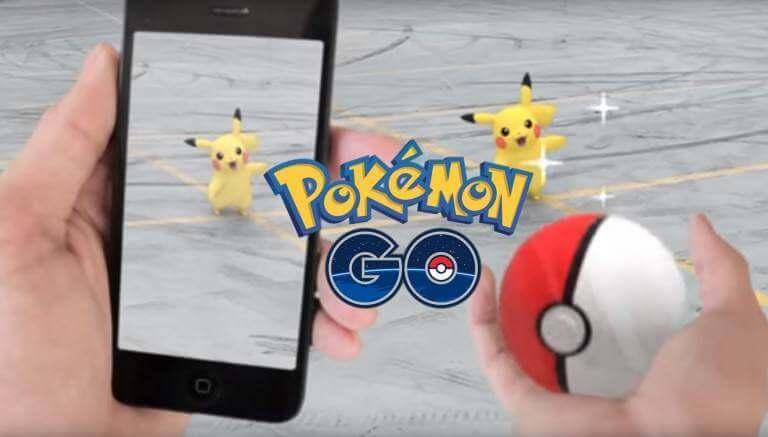 pokemon go pic
