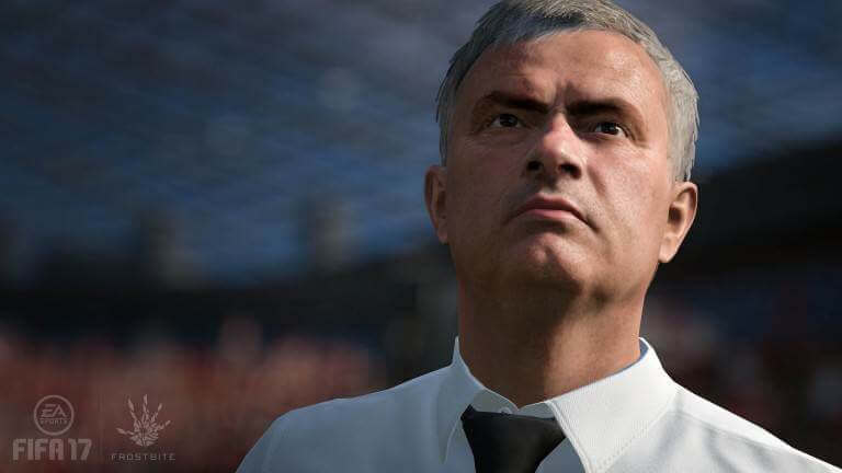 gamescom 2016: FIFA 17 iz da PREVIEW - JOSE MOURINHO, TRAINER