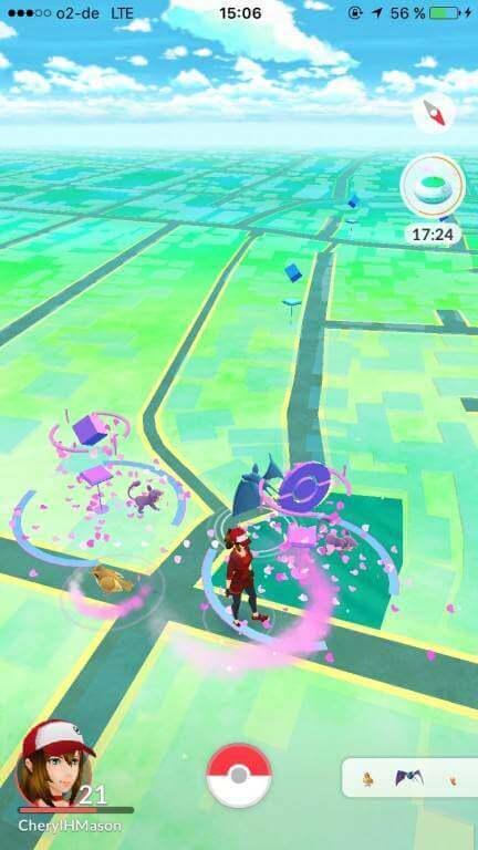 Pokémon Go Home - Kritikpunkt 7