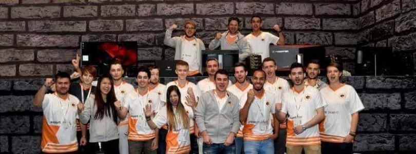gamescom 2016: expert steigt ins E-Sport-Geschäft ein