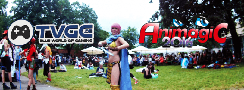 AnimagiC 2016 Cosplay Highlights