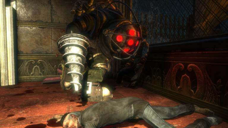 Bioshock the Collection Big Daddy