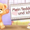 Mein Teddy und ich