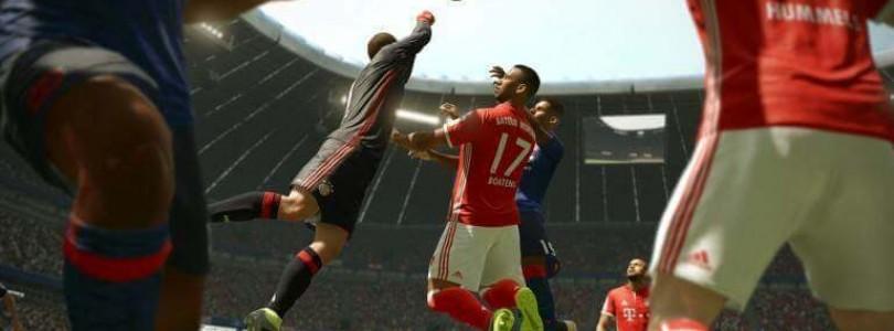 FIFA 17 Bayern München Gameplay