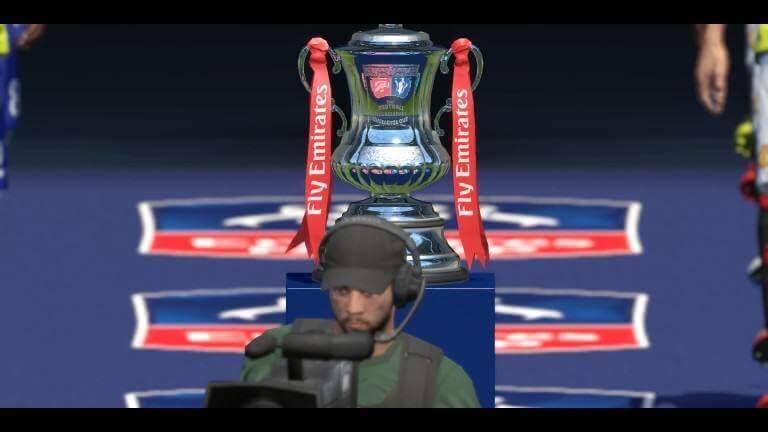 FIFA 17: Introspiel Kameramann im Bild