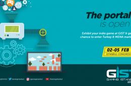 GIST 2017 mit kostenlosen Ständen für Indieentwickler