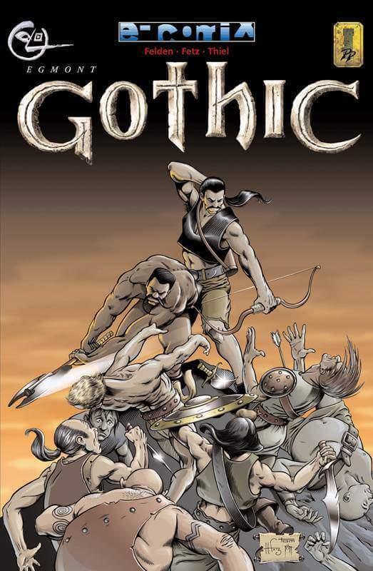 Die Vorgeschichte um Milten, Diego, Lester und Gorn wird übrigens in einem Comic des Egmont Ehapa Verlages erzählt. Durch die damals geringe Auflage heute ein echtes Sammlerstück.