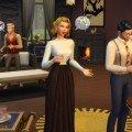 Die Sims 4: Vintage Glamour Accessoires