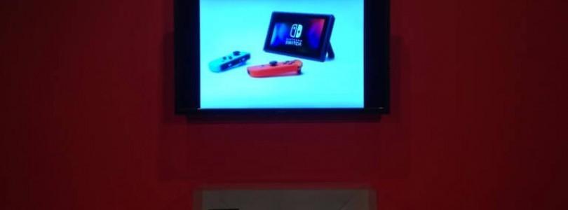 Zu Besuch bei Nintendo: Das Switch-Preview