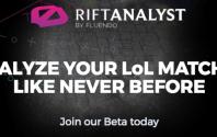League of Legends-Tool RiftAnalyst als Beta verfügbar