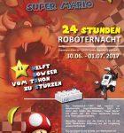 Hochschule Bonn-Rhein-Sieg Roboternacht: Mit LEGO gegen Bowser