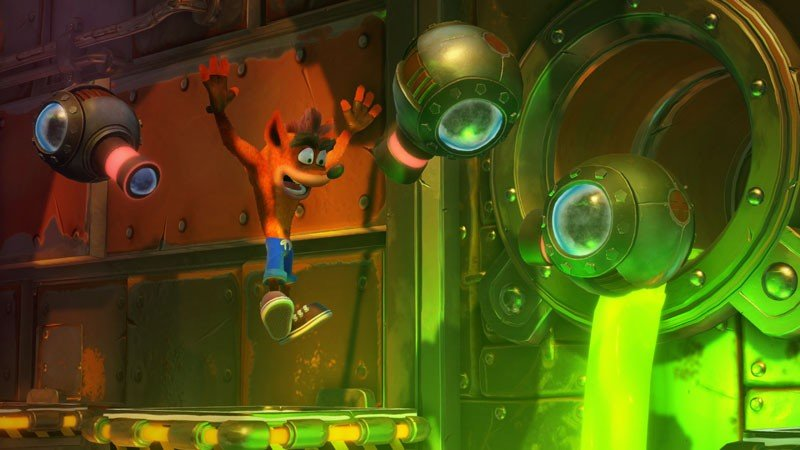 Crash Bandicoot Trilogy Review