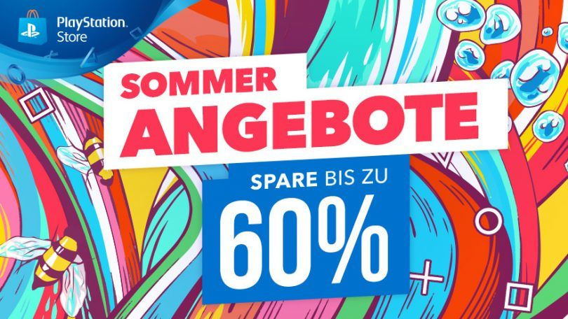 Summer Sale im PlayStation Network