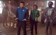 Sci-Fi-Comedy-Serie The Orville im Comic-Con-Trailer