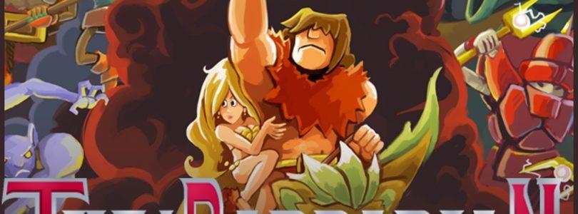 Tiny Barbarian DX bekommt physischen Release auf Nintendo Switch