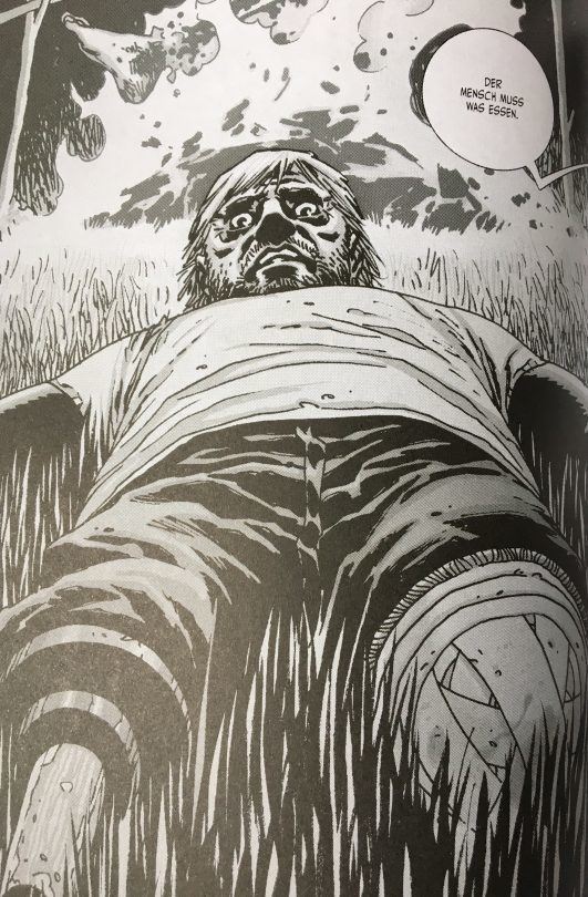The Walking Dead: Die Unterschiede zum Comic