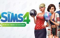 Die Sims 4 Bowling-Abend-Accessoires