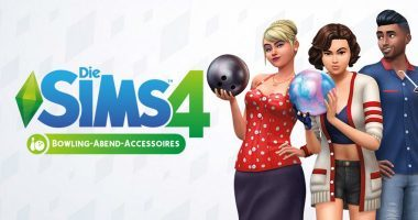 Sims 4 Bowling-abend-accessoires