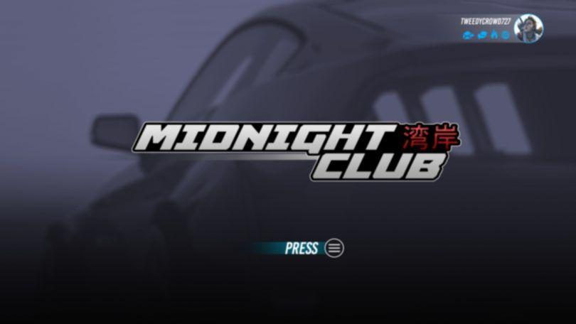 Midnight Club Reboot