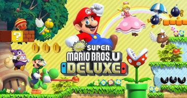 New Super Mario Bros U Deluxe Review