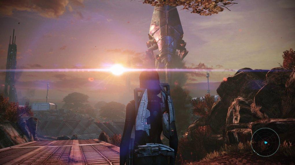 Review Mass Effect Legendary Edition