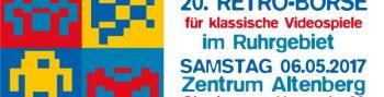Retro-Börse Oberhausen + Gewinnspiel